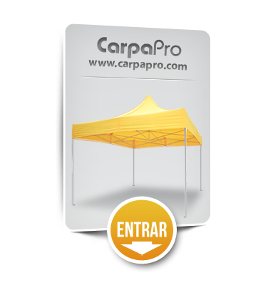 Carpas plegables CarpaPro™